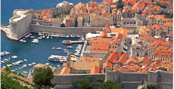 Croatia-01756 - Old Port Dubrovnik