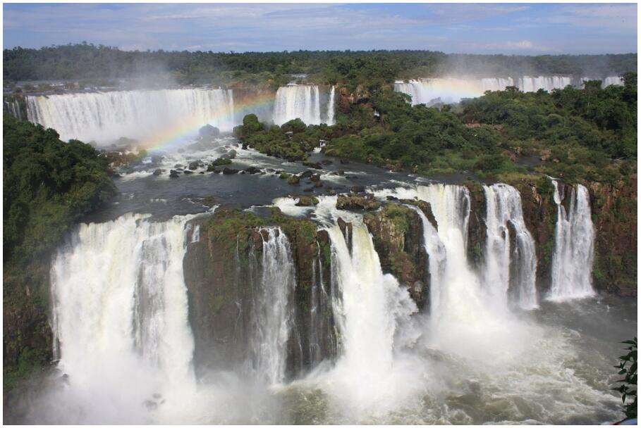Iguaçu Falls (Arian Zwegers)