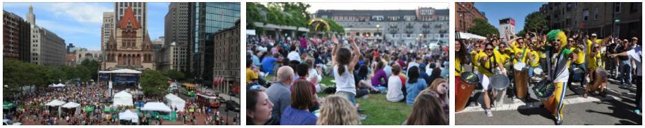 Boston Festivals